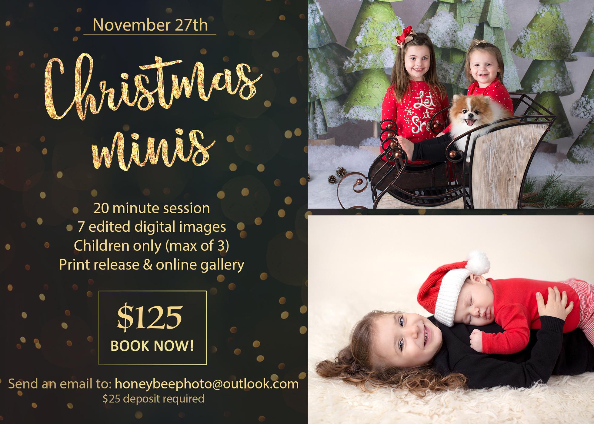Holiday Christmas Photo Richmond Chesterfield VA